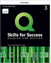 Q Skills for Success 3rd 3 Reading and Writing +DVD